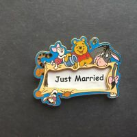 WDW Your Photo Here Frame Pooh and Gang Disney Pin 12718