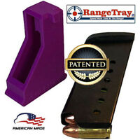 RangeTray Magazine Loader SpeedLoader for Taurus PT709 Slim PT 709 9mm PURPLE