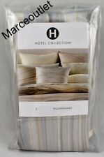 Hotel Collection Agate STANDARD Pillowshams