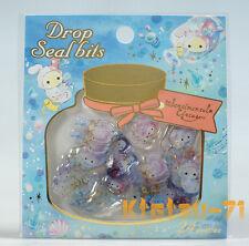 Sentimental Circus Drop Seal bits Stickers 24 pieces Whale shark San-X SE32005