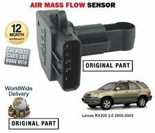 FOR LEXUS RX300 3.0 2000-2003 NEW ORIGINAL AIR FLOW MASS METER SENSOR L32113215