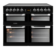 Leisure CS100C510K Cuisinemaster 100cm Electric Range Cooker - Black