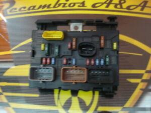 BSM Caja de fusibles  Citroën C2 Peugeot 9659741780 BSM-L03-00