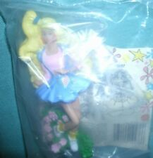 1990  MC DONALDS HAPPY MEAL'  #1 ALL AMERICAN  BARBIE-MIB