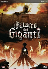 L'attacco dei Giganti - Serie Completa (4 DVD)