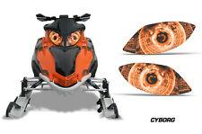 AMR Racing Arctic Cat Firecat Sled Snowmobile Headlight Stickers Eye Graphics CO