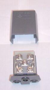 Lightning protector for sensitive/off-premise eqpt (modems, phones, telemetry)