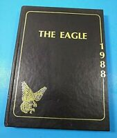 1988 The Eagle Kennett High School New Hampshire Year Book