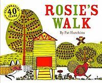 Rosie's Walk by Hutchins, Pat