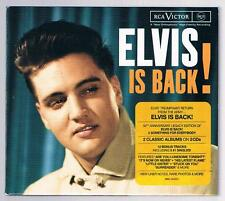 ELVIS PRESLEY IS BACK! LEGACY EDITION CD COME NUOVO!!!