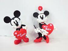 Mickey Mouse My Girl Blind Box Minnie Mini Figure World Series 2 Disney Figures