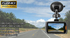 "1080P 2.7"" LCD Car Camera Full HD Dash Cam Crash DVR G-sensor Night Vision LO"