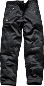 Dickies Redhawk Action Mens Workwear Kneepad Bottom Safety Cargo Combat Trouser