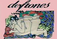 Deftones- Kamasutra- Flagge Posterfahne Fahne Poster NEU & OFFICIAL