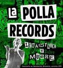 2 LP VINYL  DVD SET LA POLLA RECORDS LEVANTATE Y MUERE, CONCIERTO EN BARAKALDO