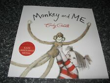 MONKEY AND ME BY EMILY GRAVETT B/NEW SOFTCOVER