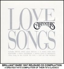 The Carpenters - The Very Best 20 Greatest Hits Collection RARE 1997 CD 70's Pop