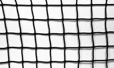 Baseball Batting Cage Baffle Net Screen #42 HDPE Netting 12' x 14'