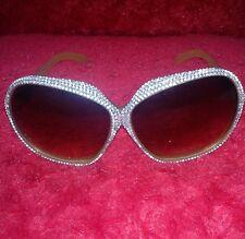 Occhiali da sole strass, Acrilico Gemme, da Donna Diamante Eyewear, Bling Cristalli, Festa