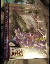 Takara Transformers Henkei D-03 Astrotrain Complete