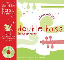 Abracadabra Strings Beginners - Abracadabra Double Bass Beginner (Pupil's...