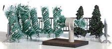 Busch Ho 1182 Vente de Sapin de Noël # Neuf Emballage D'Origine #