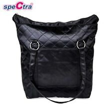 - New - Spectra Baby - Breast Pump & Collection Kit Tote Bag - Black -