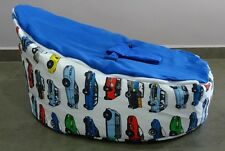 Cool Kids Car Style Baby Bean Bag Infant Beanbag Cover No Stuffings with Zipper