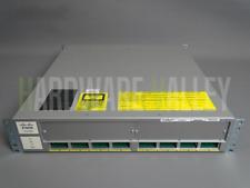 CISCO WS-C4900M w/2x PWR-C49M-1000AC