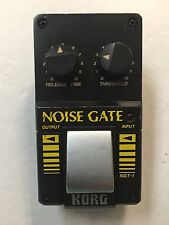 Korg NGT-1 Noise Gate Suppressor Rare Vintage Guitar Effect Pedal MIJ Japan