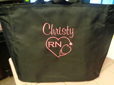 1 TOTE Bag NURSE PA RN LPN MD CNA  HOSPITAL MEDICAL OFFICE GIFT MA NURSES