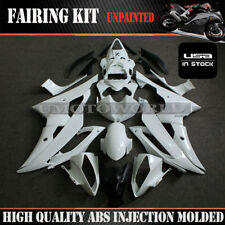 Fairing Kit Set For Yamaha YZF R6 2008-2015 Unpainted ABS Injection Bodywork 09