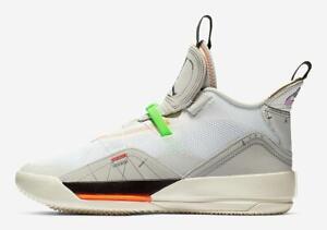 Nike Air Jordan Retro XXXIII 33 Mens Basketball Shoes AQ8830-004 Size 17 New