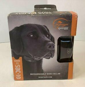 SportDOG NoBark SBC-10 Rechargeable Bark Dog Collar - Waterproof