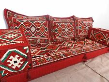 orientalische sitzecke,floor seating,arabic floor sofa,majlis,furniture - MA 36