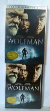 The Wolfman (Dvd; Widescreen - Theatrical & Unrated Versions) Anthony Hopkins
