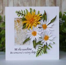 Daisy flowers Metal Cutting Dies Stencils Scrapbooking Embossing Card Crafts DIY