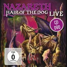 Nazareth - Hair of the Dog Live [New CD] Germany - Import