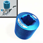 Head Replacement Engine For Model GS BO3 Storm Evo Colour Blue RC Engine Parts
