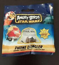 Angry Birds Star Wars Mobile Phone Dangler Leia New Sealed Pack Cell Phone