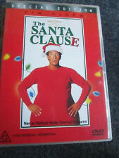 Dvd The Santa Clause Special Edition Great * Look * Must See