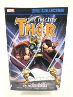 Mighty Thor Epic Collection The Black Galaxy Col #419-436 Marvel Comics New TPB