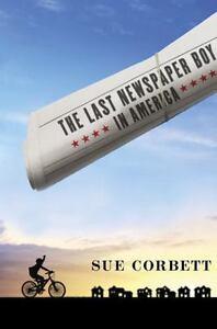 Sue Corbett - Last Newspaper Boy On America (2011) - z09