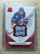 15-16 UD The Cup Red Foil Tag #60 RYAN STROME /4