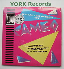 """CAMEO - Single Life *DOUBLE PACK* - Excellent Condition 7"""" Single Club JAB 212"""