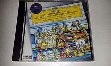 Ravel: Bolero; Debussy: La Mer. DG CD DEUTSCHE GRAMMOPHON BERLIN PHIL .KARAJAN
