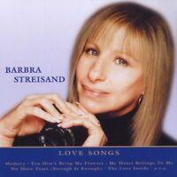 Barbra Streisand Nur das Beste-Love songs (14 tracks)  [CD]