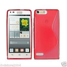Cover e custodie Per Huawei Ascend G per cellulari e palmari motivo , stampa silicone / gel / gomma