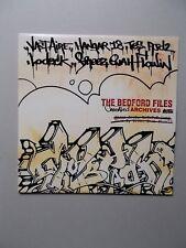 Cover Art : Bisc One / Hipsta , Vinyl 33T Original 2002 Street Art Graffiti