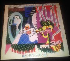 """ELVIS COSTELLO  Signed """"Imperial Bedroom"""" Record Album LP"""